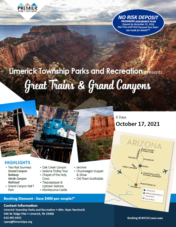 Grand Canyon Program Cover
