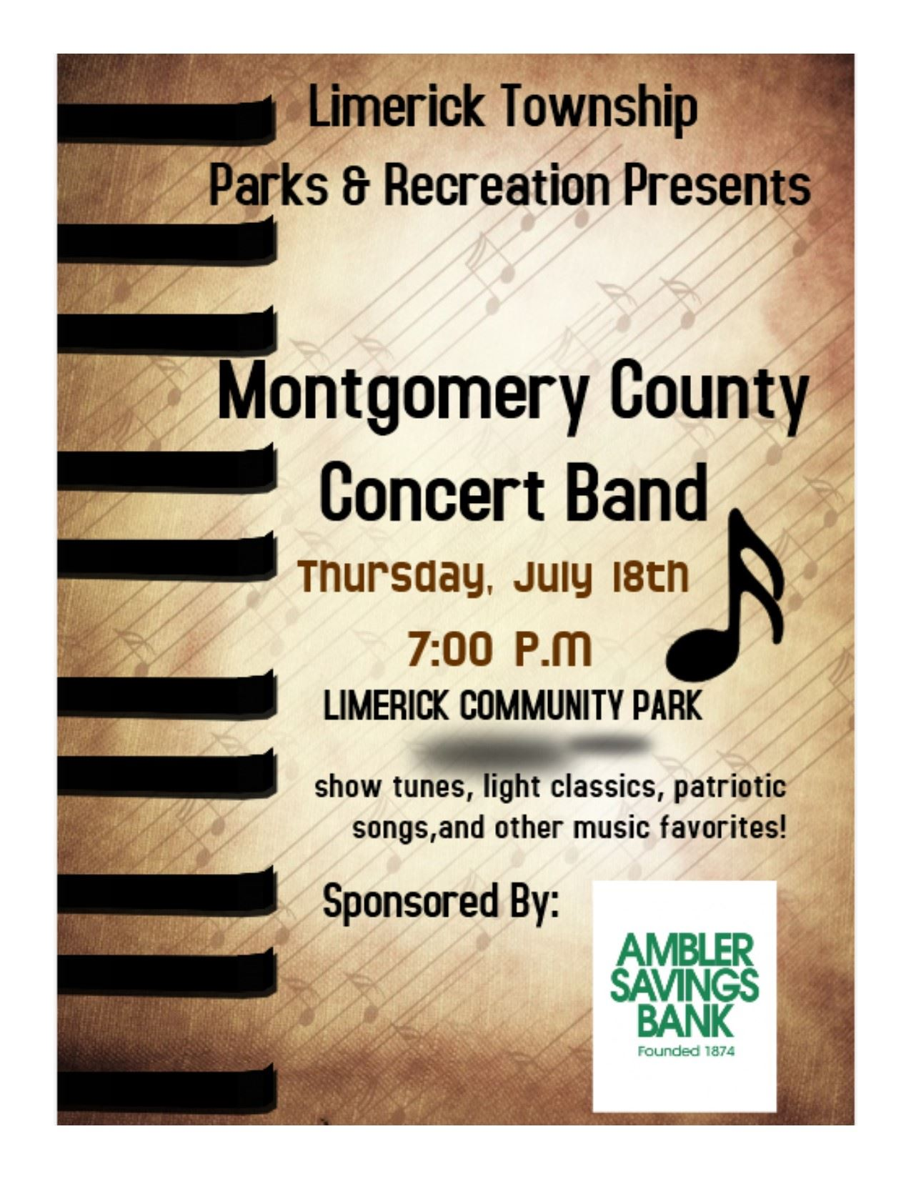 Montgomery County Concert Band